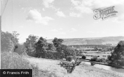 Keighley, View From Riddlesden c.1950