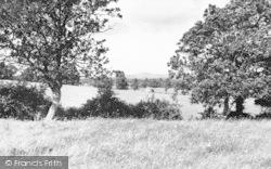 Glastonbury Tor c.1955, Keinton Mandeville