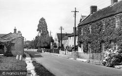 High Street c.1955, Keinton Mandeville