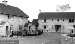 Manor Place c.1965, Keinton Mandeville