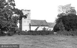 St Mary Magdalene c.1955, Keinton Mandeville