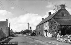 The Quarry Inn c.1955, Keinton Mandeville