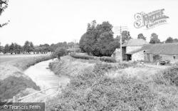The River c.1955, Keinton Mandeville