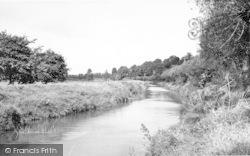 The River c.1965, Keinton Mandeville