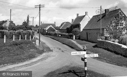 The Village c.1955, Keinton Mandeville
