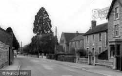 The Village c.1965, Keinton Mandeville