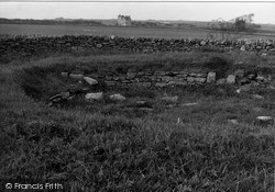 White Gate Broch 1954, Keiss