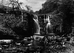 Keld, Currock Falls c.1932
