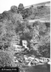 Keld, East Gill c.1960