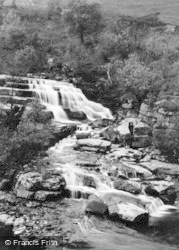 Keld, East Gill Falls c.1932