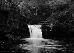 Keld, High Kisdon Falls c.1932