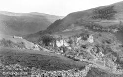 Keld, Hills And Cliffs c.1932