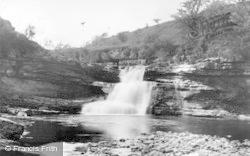 Keld, Rainby Falls c.1932