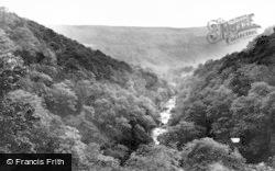 Keld, River Swale c.1960