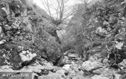 Keld, Swinner Gill Gorge c.1932