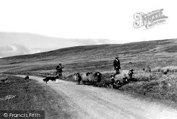 Keld, Tan Hill Road c.1932