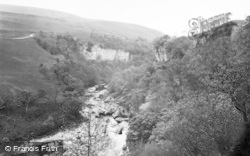 Keld, The Cliffs c.1932