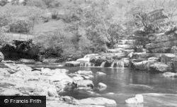 Keld, The River c.1955