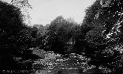 Keld, The River c.1960