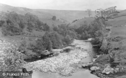 Keld, The Swale c.1932