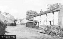 Keld, The Village c.1955