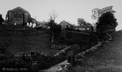 Keld, The Village c.1955