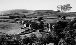 Keld, The Village c.1960