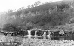 Keld, Wainwath Falls c.1932
