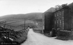 Keld, Youth Hostel And Post Office c.1960