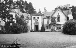 Kellas, Gagie House 1957