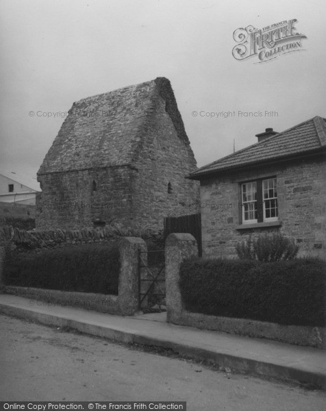 Photo of Kells, Columbcille's House 1957