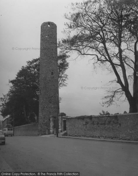 Photo of Kells, Round Tower 1957
