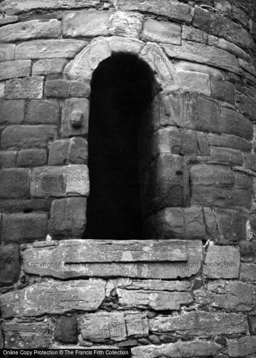 Photo of Kells, Round Tower North Side 1957