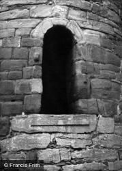 Kells, Round Tower North Side 1957