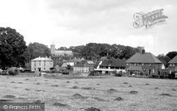 Kelsale, The Village c.1955