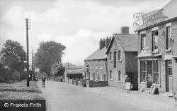 Kelsall, Church Street c.1955