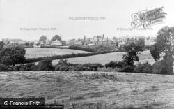 From Quarry Lane c.1960, Kelsall