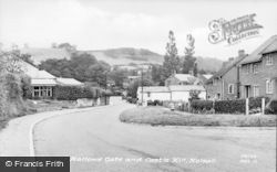 Kelsall, Hallows Gate And Castle Hill c.1960