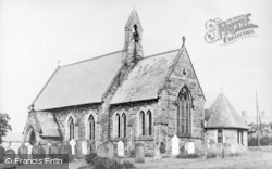 Kelsall, The Church c.1955