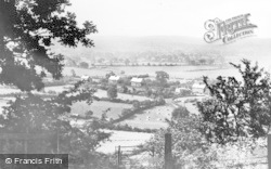 Kelsall, View From Little Switzerland c.1955