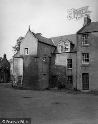 Kelso, Abbey Court 1956