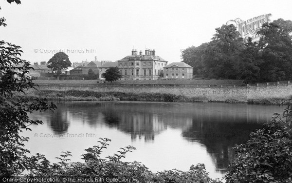 Photo of Kelso, Ednam House Hotel c.1950