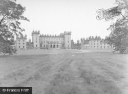 Kelso, Floors Castle 1956