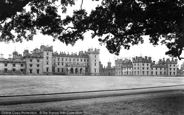 Photo of Kelso, Floors Castle c.1950