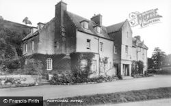 Fortingall Hotel c.1935, Keltneyburn