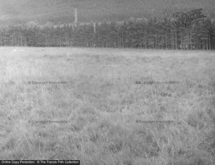 Photo of Keltneyburn, Fortingall, Hut Circle 1956