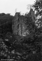 Garth Castle 1954, Keltneyburn