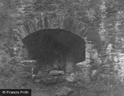 Keltneyburn, Garth Castle, Arch 1954