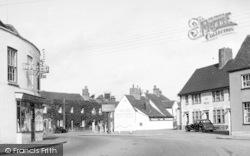 Kelvedon, Angel Corner c.1950
