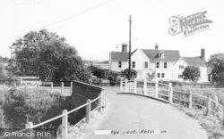 Kelvedon, Bridge Foot c.1960